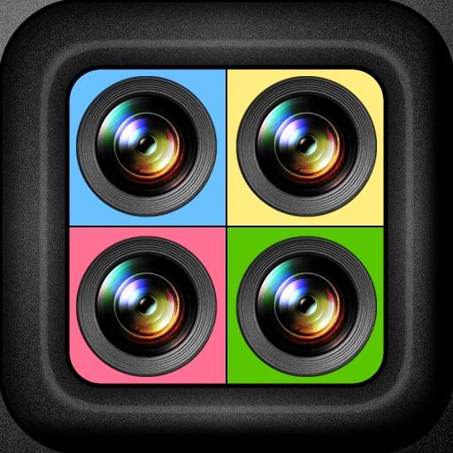经典多镜头Lomo相机:ClassicSAMP