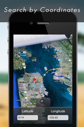 Don't Get Lost - Find Your GPS Coordinates : Longitude, Latitude, Altitude and Map Location screenshot 3