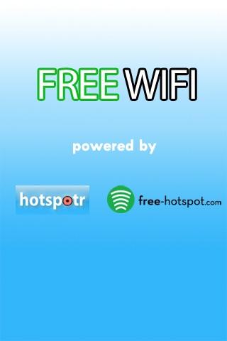 Free WiFi Screenshot 2