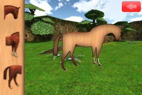 Animated Toddler Puzzles screenshot 4