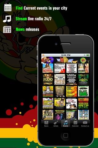 Dancehall Reggae Premium screenshot 1