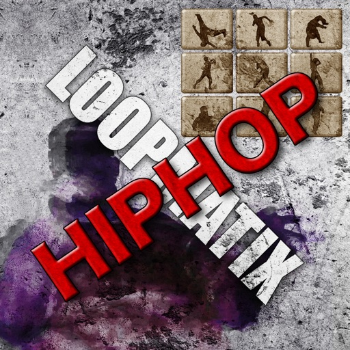 LOOPMATIX HIPHOP version iOS App