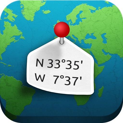Goto Coordinates iOS App