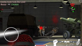 Screenshots of Trigger Fist for iPhone