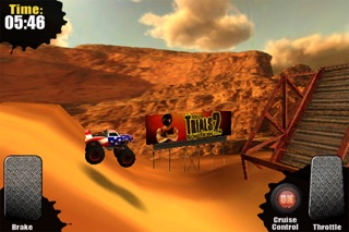 Screenshots of Monster Trucks Nitro for iPhone