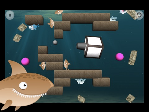 Shark Madness Lite-ipad-1