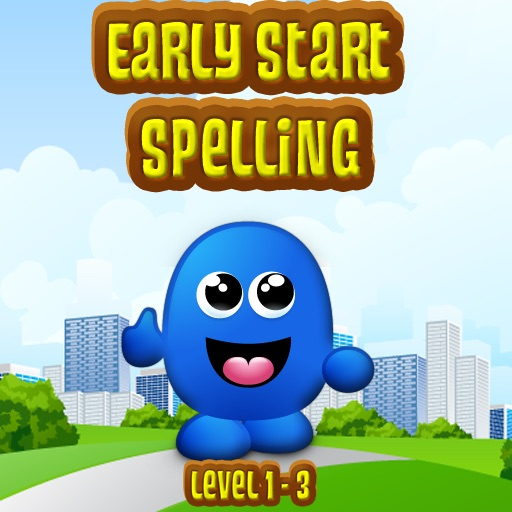 Early Start Spelling Level 1 - 3 Icon