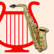 Saxophone In Reach icon