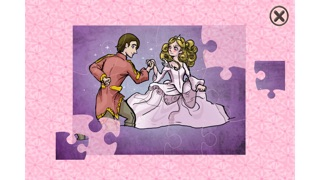 灰姑娘 – 书籍 - 记忆匹配游戏 – 拼图游戏 (Lite)屏幕截图4