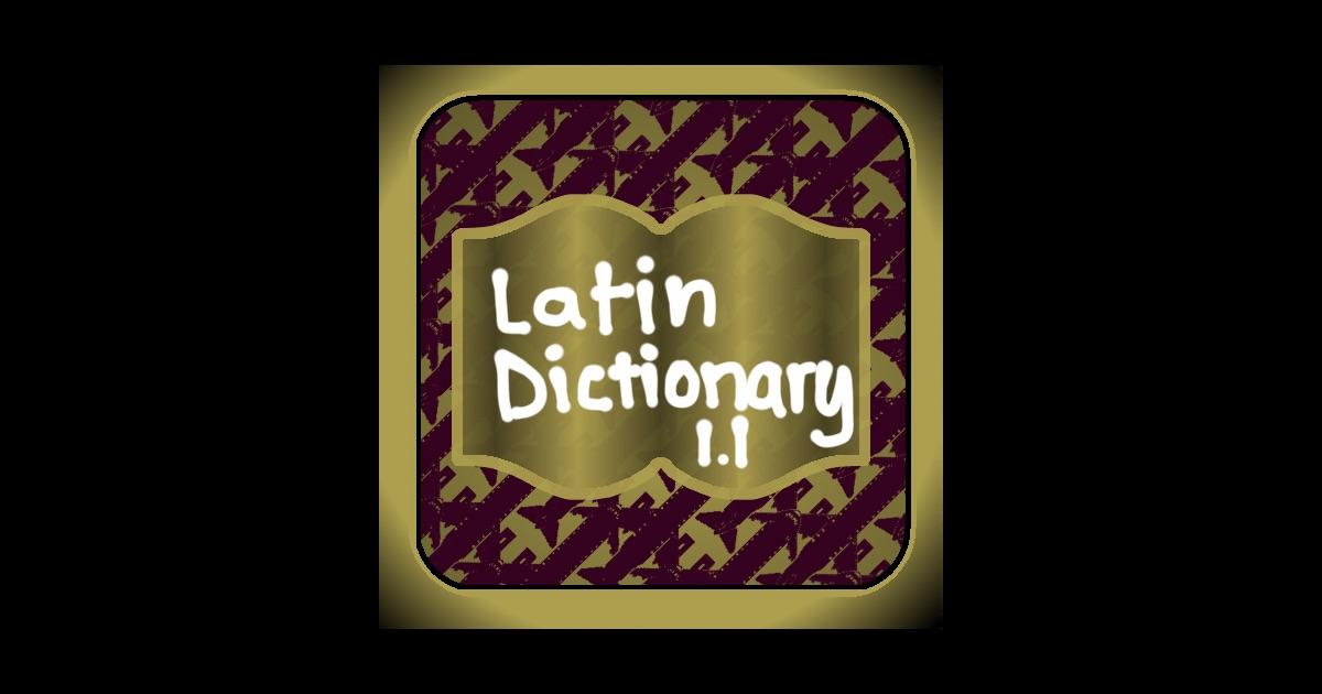 English Latin Lexicon 115