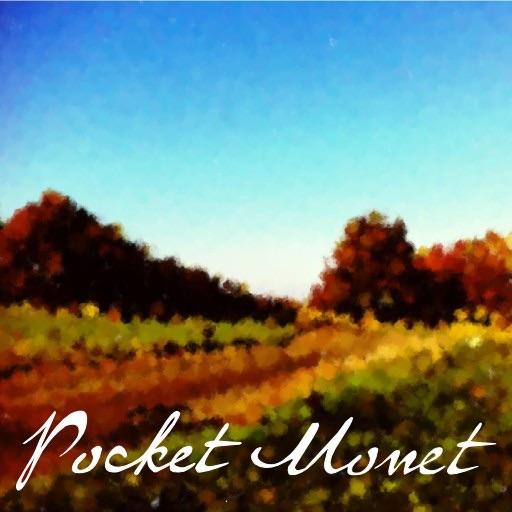 掌上莫奈 Pocket Monet【艺术画生成】