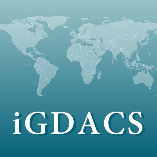 iGDACS iOS App