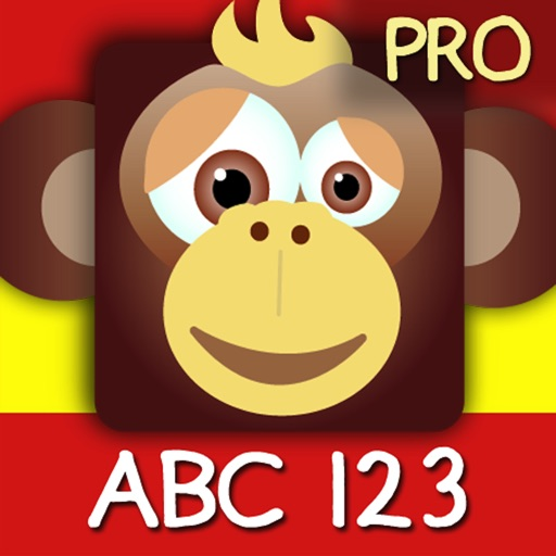 Pre-K Letters and Numbers Spanish Pro for Teachers