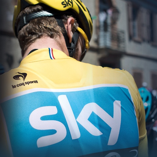 Team Sky - 21 Days To Glory App