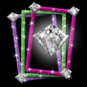Glitter Diamond Backgrounds icon