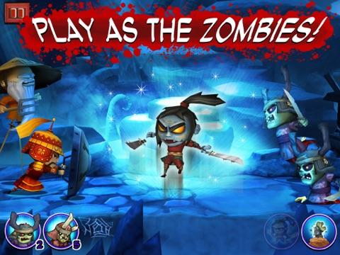 Screenshots of Samurai vs Zombies Defense for iPad