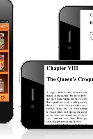 PDF/Comic Reader Bookman Pro for iPhone screenshot 4