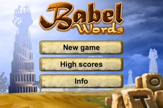 BABEL WORDS screenshot1