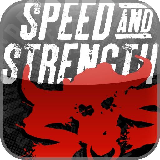 SSGEAR : Run With The Bulls iOS App