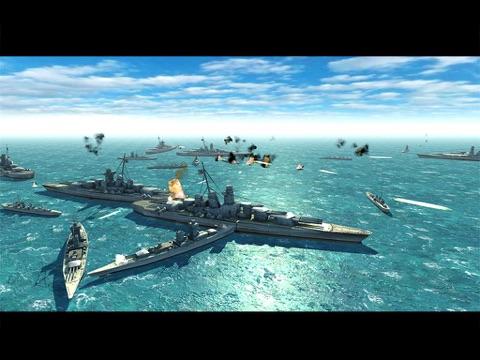 Battleship War для iPad