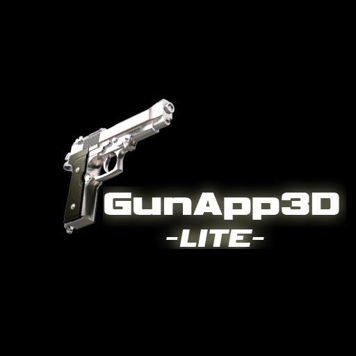 GunApp 3D Lite iOS App