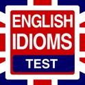 idiomas Inglés - Test icon