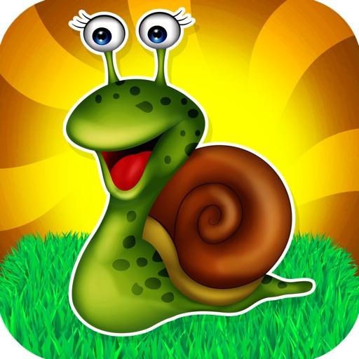 Save the Little Snail Venture Pro - A Falling Rock Avoiding Game iOS App
