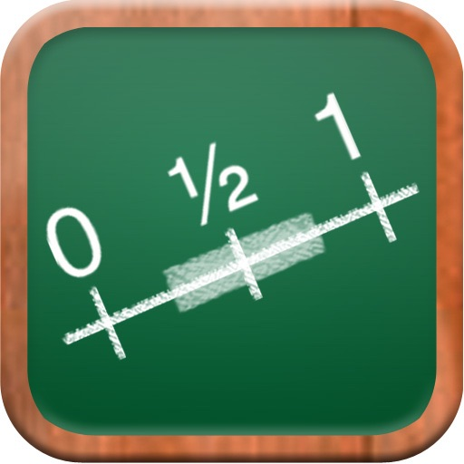MathTappers: Estimate Fractions - a math game to help children learn to make sense of fraction sums and differences by estimating