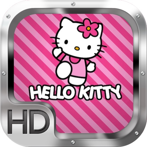 Hello Kitty H.D Wallpapers iOS App