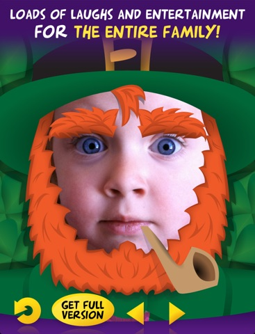 Mask Mania HD Free - Funny Face Maker screenshot 3