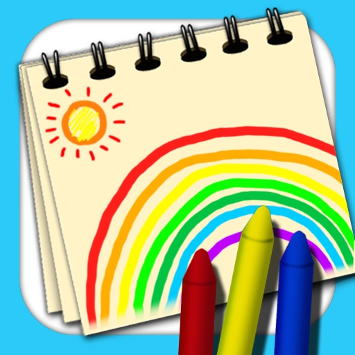 My Coloring Book™ iOS App