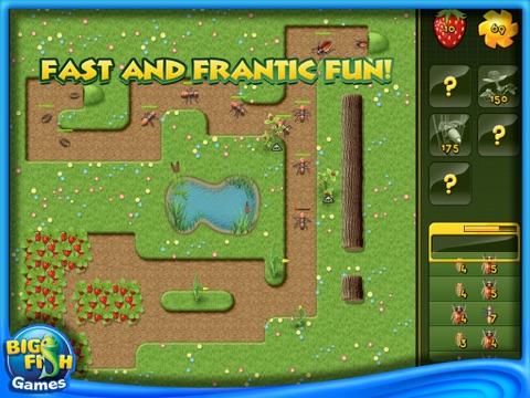 Screenshot #2 for Garden Panic HD (Full)