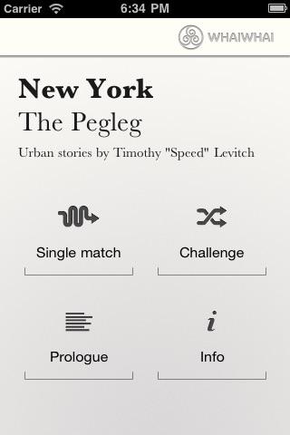 WHAIWHAI New York: The Pegleg screenshot 1