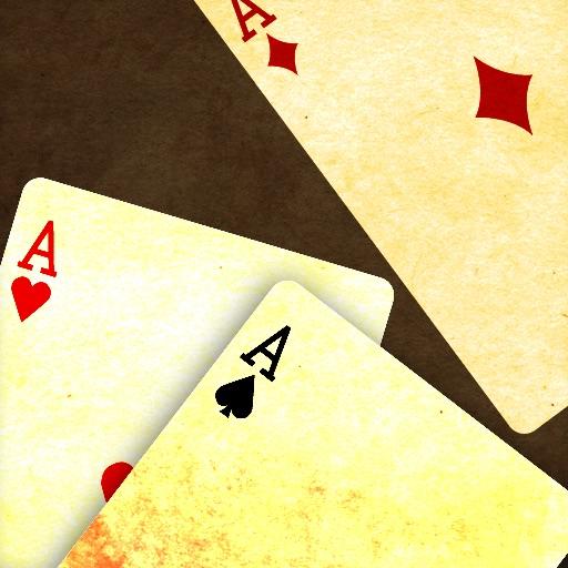 Poker Square Solitaire iOS App