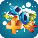 """Simple Math for Kids """"iPad Edition"""" icon"""