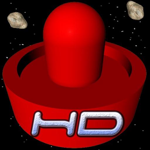 Space Air Hockey HD iOS App
