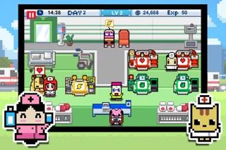 Screenshot von Pixel Hospital4