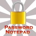 Password Notepad icon