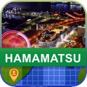 Hamamatsu, Japan Mapa - World Offline Maps icon