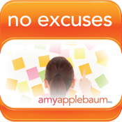 No More Excuses - Get It Done (Self-Hypnosis by Amy Applebaum) icon