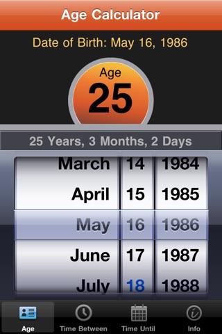 Date calculator app in Melbourne