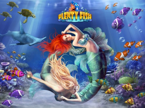 Plenty Fish HD screenshot 1