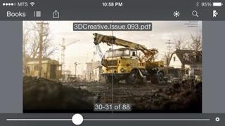 Screenshot #3 pour DjVu Book Reader for iPhone