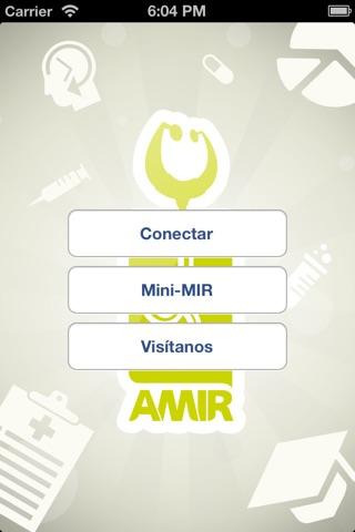 AMIR screenshot 1