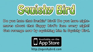 Squishy Bird - Smash the Birds screenshot two