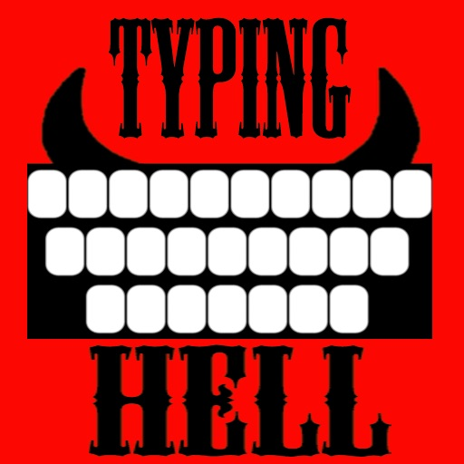 Typing Hell iOS App
