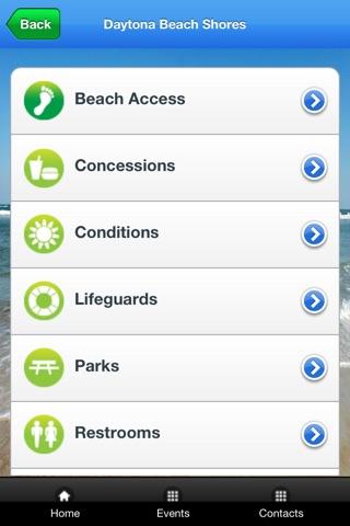 Volusia Beaches screenshot 2