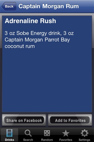 5000 Mixed Drinks screenshot 3