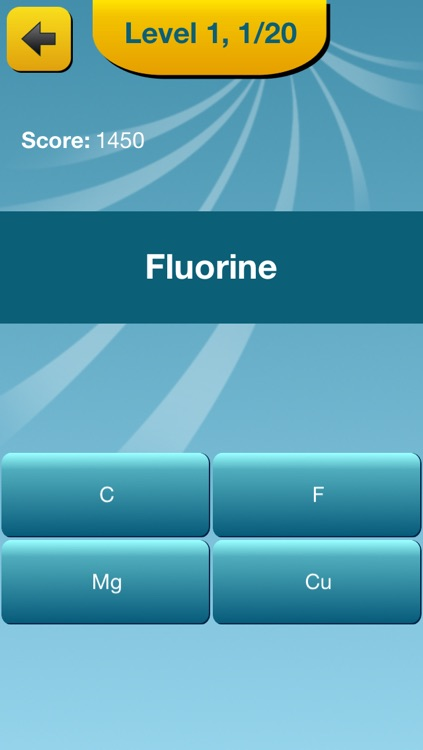 Periodic table of chemical elements quiz by bogumil sikora periodic table of chemical elements quiz screenshot 1 urtaz Choice Image