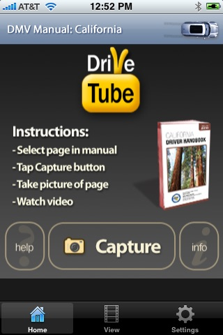 DriveTube screenshot 1